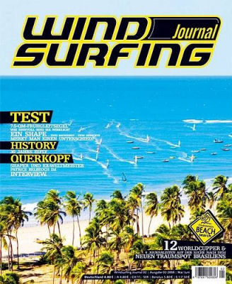 Windsurfing Journal: a new wind sports publication