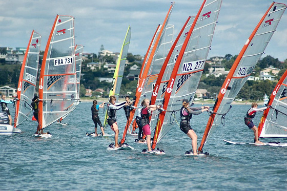 NZ Windsurf Nationals: truly competitive