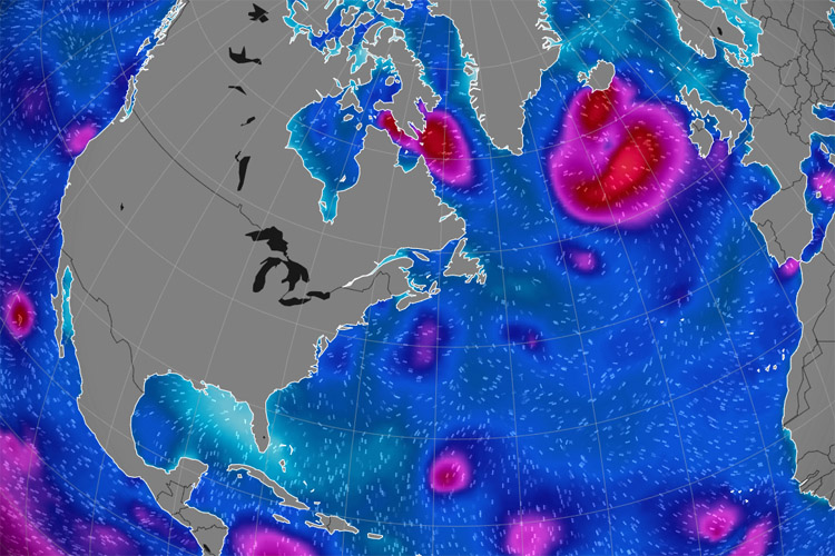 WindyTy: a powerful, real-time surf forecasting tool