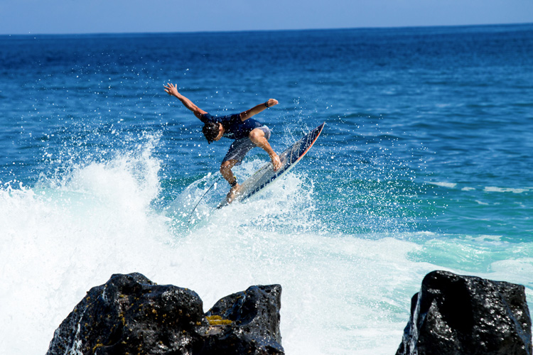 Wipeouts: always try to control your surfboard | Photo: Shutterstock