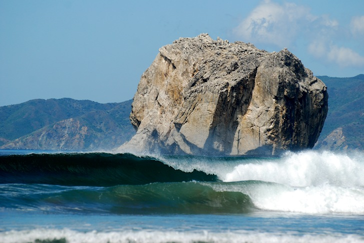 Witches Rock: the capital of surfing in Costa Rica | Photo: Surfbreak Rentals