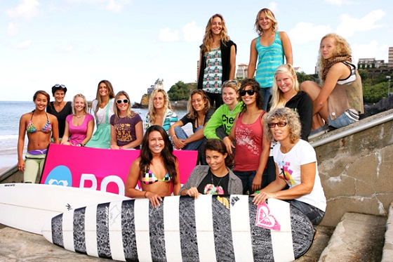 2009 Roxy ASP Women's World Longboard Championships