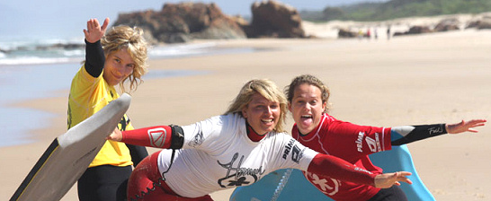Women's Bodyboarding Association