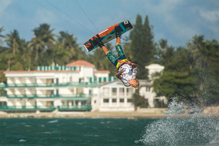 World Kiteboarding League: the official freestyle and big air world tour for 2017 | Photo: WKL