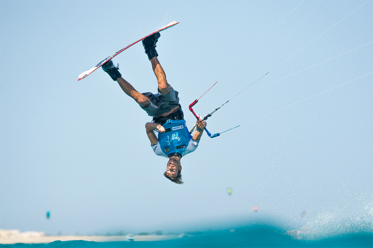 Kiteboarding: the new World Kite Tour has a dispute with IKA | Photo: PKRA