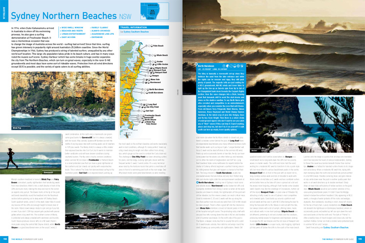 The World Stormrider Surf Guide: 445 pages of detailed surf spot information | Photo: Low Pressure