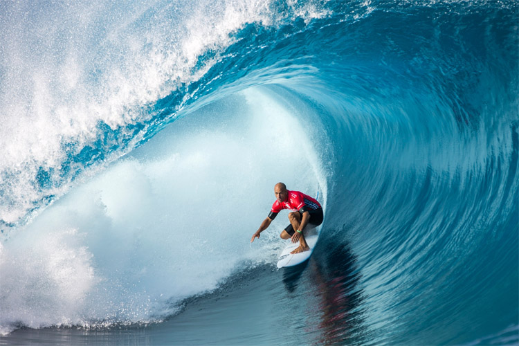 Kelly Slater: 11-time world surfing champion