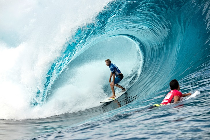 World Surf League replaces the ASP World Tour