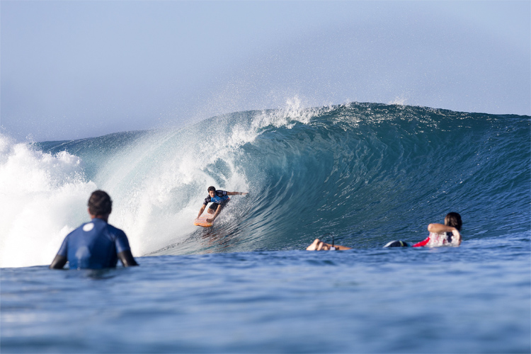 World Surf League: crowning world champions since 2015 | Photo: WSL