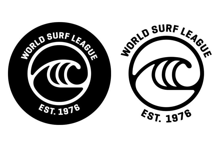 World Surf League: the new logo stirred controversy