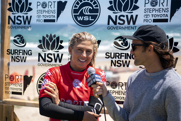 WSL Studios: the pro surfing circuit will create content that matters to fans | Photo: Bennett/WSL
