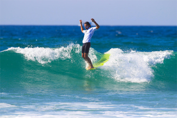 Longboarding: World Surf League will revamp the loggers' tour | Photo: Masurel/WSL