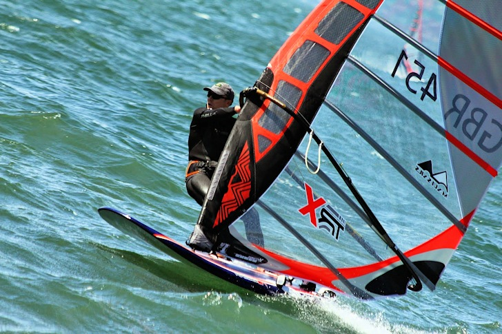Xavier Ferlet takes it all at the 2014 US Windsurfing National Championships