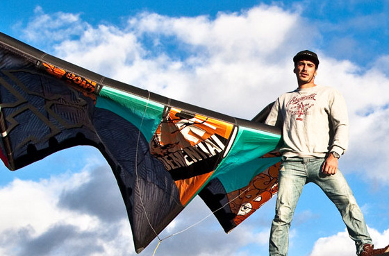 Youri Zoon: the Best kiteboarder