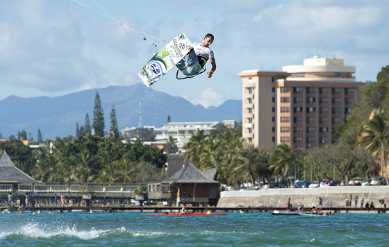 Youri Zoon: Freestyle kite king