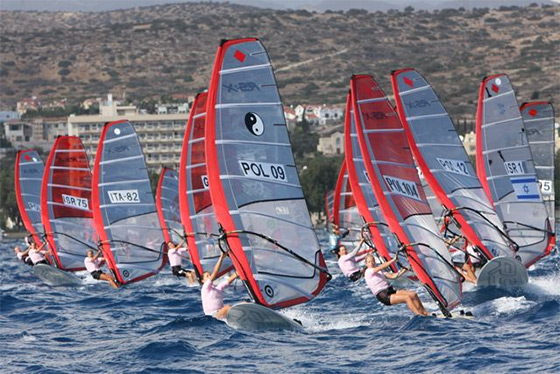 2010 RS:X Youth World Champions: the future of windsurfing