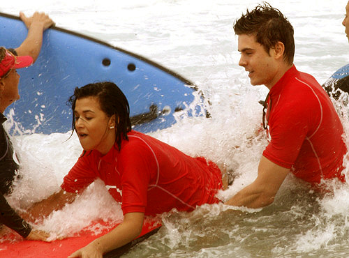 Zac Efron: another Hollywood actor understanding the pleasures of surfing