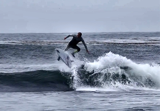 Zoltan Torkos: living the magical side of surfing