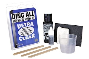 Ding All Surfboard Repair Kit