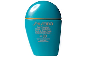 Shiseido Ultimate Sun Protection Lotion