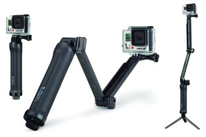 GoPro 3-Way Grip, Arm and Tripod