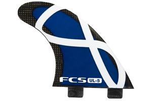 FCS UL-5 Thruster Fins