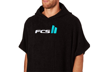 FCS Poncho Changing Towel