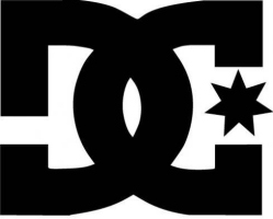 DC Shoes surf company logo
