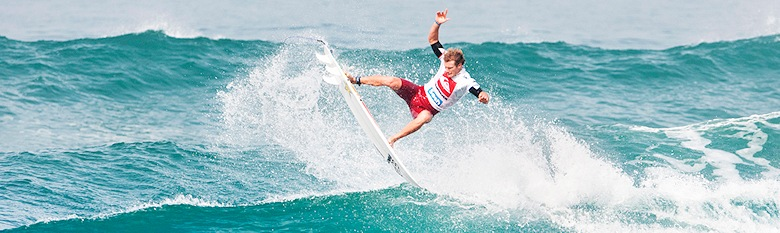 Surf Training: build strong shoulders for paddling