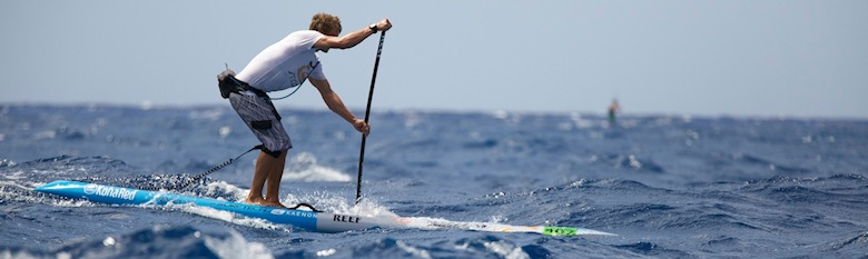 Surf Training: SUP for endurance
