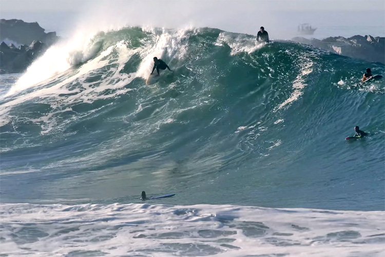 The Wedge: Newport Beach
