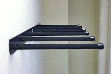 T-Rax Vertical Wall Rack
