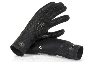 Rip Curl Flash Bomb 5/3 5 Finger Gloves